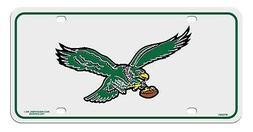 Philadelphia Eagles RETRO LOGO Metal Aluminum Novelty Licens