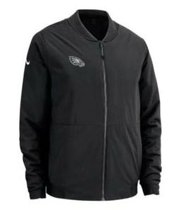 philadelphia eagles shield bomber jacket 943979 010