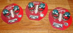PHILADELPHIA EAGLES NFL SPORTOP CANDLES 2 CANDLES PER PACK -