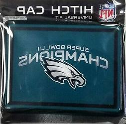 Philadelphia Eagles Super Bowl Champions Universal Hitch Cov
