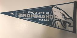 PHILADELPHIA EAGLES SUPER BOWL LII 2018 CHAMPS NFL FOOTBALL