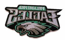 Philadelphia Eagles Super Bowl NFL Football Embroidered Iron
