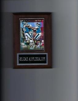 PHILADELPHIA EAGLES SUPER BOWL PLAQUE NY FOOTBALL NFL SB CHA