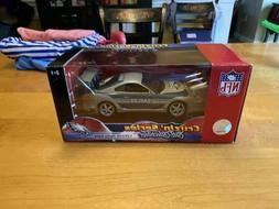 Philadelphia Eagles Toyota Supra 1:24 Die-cast Car NEW IN BO