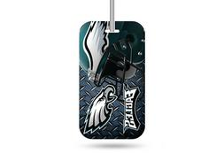 Philadelphia Eagles Travel Suitcase Golf Gym Luggage ID Tag