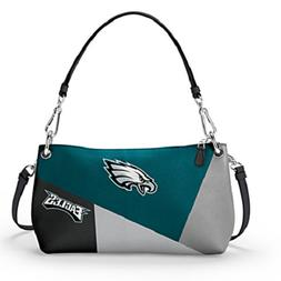 Philadelphia Eagles Womens Handbag Shoulderbag Crossbody Wri