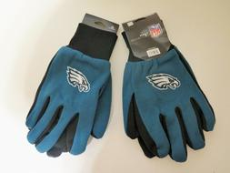 TWO  PAIR OF PHILADELPHIA EAGLES SPORT UTILITY GLOVES FROM F