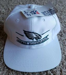 Vintage Philadelphia Eagles NFL Snapback Hat Cap The Game Sp